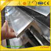 China Aluminium Manufacturer Industrial Alumínio L / U / T Extrusion Bar