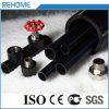 ISO4427黒い給水のプラスチックHDPEの管付属品