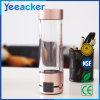 Fabricante antioxidante del agua del hidrógeno activo portable