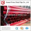 Tubulação de aço sem emenda superior de carbono do API ASTM para a transmissão do petróleo e do gás