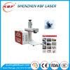 Máquina de la marca del laser de la fibra de Mopa para la marca de Balck del alúmina