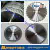 Blad van de Zaag van het wolfram het Carbide Getipte voor Houtbewerking