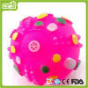 Brinquedo colorido do animal de estimação das esferas do alimento de animal de estimação do brinquedo do cão