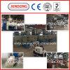 Máquina de mezcla del PVC del mezclador de Turbo del polvo de la resina de plástico