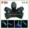 3PCS LED bewegliche Kopf-Träger-helles Stadiums-Beleuchtung