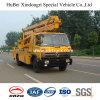 24m Dongfeng 4X2ブームの上昇トラック