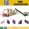 Machine de fabrication de brique du ciment Qt4-18 hydraulique au Sri Lanka