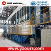 Ligne complète de peinture / revêtement électrophorétique avec système de réservoir