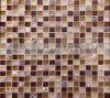 Mattonelle di vetro della pietra della miscela Yf-Bl107 - 3