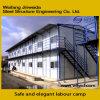 Dos pisos de la cabina portátil para la construcción de la Oficina de sitio y de vida Weichang (Casa)