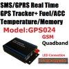 RFID/Temperatureセンサーまたは内部Memory/LED GPSの追跡者の能力別クラス編成制度