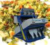 Лучшие продажи сухих овощей Полноцветный сортировщика машины