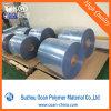 Des rouleaux de plastique de feuille de PVC, Transparent Roll PVC rigide au formage sous vide