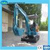 máquinas de construção de alta qualidade original Mini Coveiro escavadora de rastos Hblk18