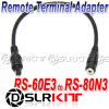Zet de Verre Terminal DSLRKIT E3F-N3M de Kabel van de Adapter om