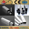 Tp316/TP316L tuyau rectangulaire en acier inoxydable/fabricant de tubes