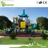 O plástico do jardim de infância caçoa o campo de jogos ao ar livre para a venda