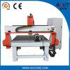 Máquina del ranurador del CNC del metal y del no metal de Jinan del ranurador del CNC con rotatorio