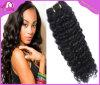 100% Реми человеческого волоса, вьющихся волос Соединенных Штатов (BHF017)