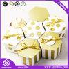 Custom hermosa caja de regalo de cartón impresión