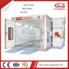 Cabine automobile diesel ou chauffée au gaz de peinture de cabine de jet de véhicule à vendre