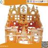炭化された木製の大型の屋外の子供のおもちゃの煉瓦