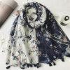 Bohemian lenço étnicas Senhoras Inverno Verão Xale protectores solares lenço de toalha de praia