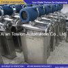 Medidor de fluxo em massa líquido de Digitas Coriolis para o xarope do petróleo de coco do leite