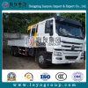 Camion lourd de la grue 10tons de roues de Sinotruk HOWO 10