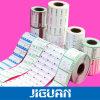 Étiquette auto-adhésive estampée bon marché de papier d'emballage