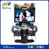 Schießen-Simulator 55 Zoll LCD-Säulengang-MünzenVideospiel-Maschinen
