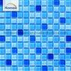 Mozaïek van uitstekende kwaliteit van de Tegel van de Pool van de Kleur van de Mengeling van de Vorm van de Fabriek het Vierkante