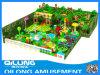 Недавно в джунглях тема игровая площадка для установки внутри помещений (QL-150605игрушек A)