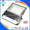 Schwarze warme Flut-Leuchte des Weiß-120 des Watt-LED