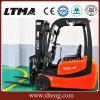 Ltma 1,5 tonne d'alimentation CA 3-roues chariot élévateur à fourche de la batterie électrique