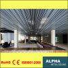Алюминиевым ый металлом смешанный потолок дефлектора цвета