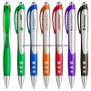 L'illusion de la publicité des stylos