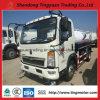 6 camion dello spruzzatore dell'acqua delle rotelle HOWO con alta efficienza