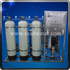Osmosis d'inversione Borehole Water Treatment Plant (500L/H)