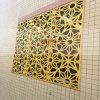 Windoor DecorationのためのMutil-Shape Aluminum Perforated Panel