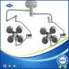 La lumière chirurgicale de double appareil médical principal du plafond DEL