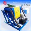 25kw 4kg de Smeltende Oven van Ijzer dlz-25 van de Prijs van de Fabriek