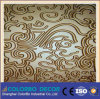 3D decorativo Panel de pared de madera para sala de conciertos