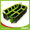 L'Irlande Indoor Trampoline d'équipements de terrain de jeux pour la promotion