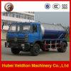 10, 000 litros del vacío de carro de las aguas residuales