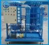 100L/min Caudal purificador de aceite del transformador de residuos industriales