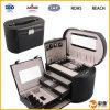 Caixa de jóia ou caso de limpeza de couro (SP-DC004)