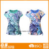 Le T-shirt extérieur à séchage rapide estampé des femmes