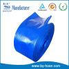 Tubos puestos PVC flexibles de la irrigación del agua plana