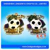 スポーツの金属メダルフットボールメダル労働者の日の記念品